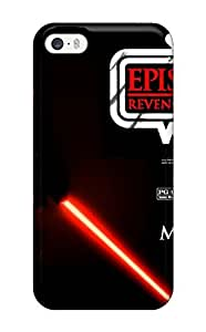 Hard Plastic Iphone 5/5s Case Back Cover,hot Starwars Revenge Of The Sith People Movie Case At Perfect Diy