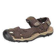 SK Studio Waterproof Fisherman Sandals for Men Strap Casual Sandals