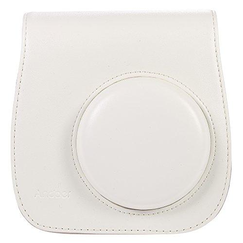 Andoer PU Leather Camera Case Bag Cover for Fuji Fujifilm Instax Mini 8/8s/8+/9
