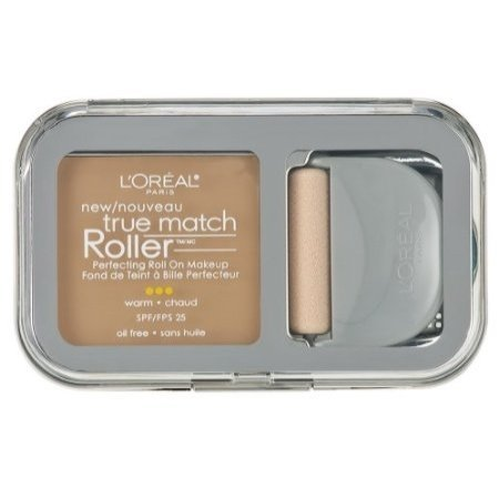 L'Oreal Paris True Match Roller, W4 Natural Beige, 0.30 oz. (2-pack)