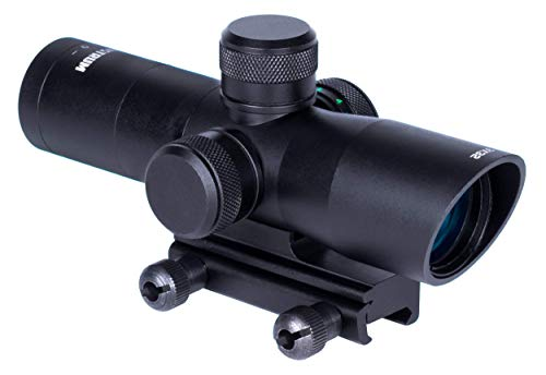 Monstrum Stealth Series 3x32 Rifle Scope (Black)