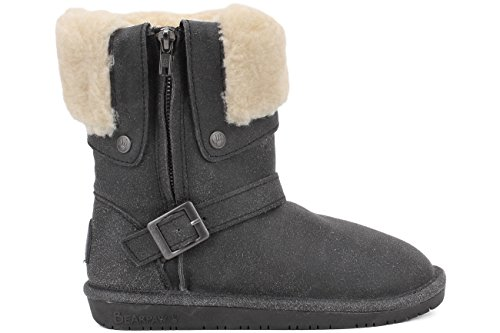 Bearpaw Womens Madison Black Ii