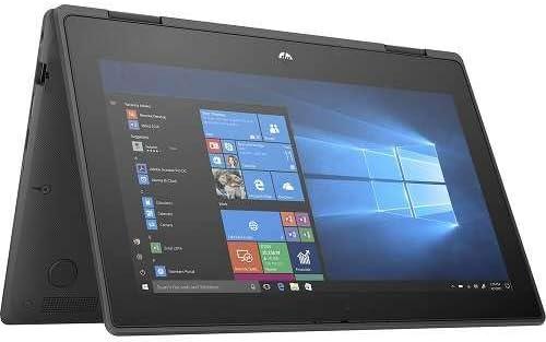 """HP ProEbook x360 -310 G2 11.6"""" Touchscreen 2 in 1 Notebook Intel N3700 8GB RAM 128GB SSD Win 10 Pro (Renewed)"""