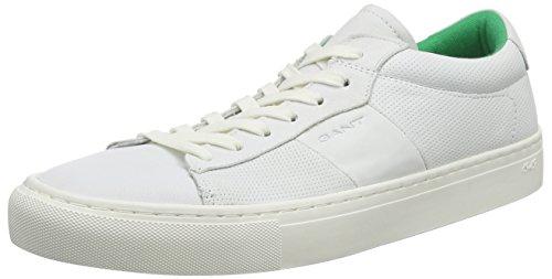 GANTBryant - Zapatillas Hombre Blanco - Weiß (white G29)