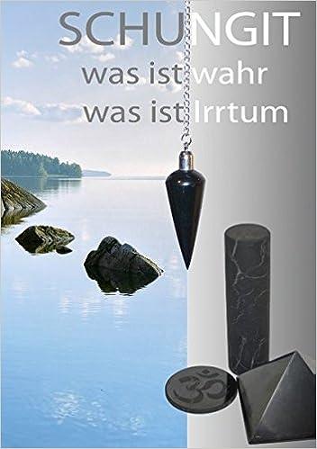 Schungit Amazon Co Uk Sven Strecker 9783738655957 Books