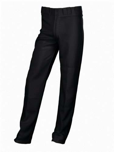 Easton Men's Rival Baseball Pants (Black, (Easton Mens Pro Pant)