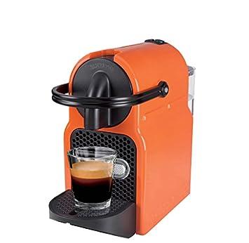 Magimix M105 - Cafetera de cápsulas, 0,7 l, 1260 W, color naranja: Amazon.es: Hogar