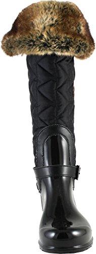 Rain Tall Clarissa2 Women's Santana Black Canada Boot xqtIWPw
