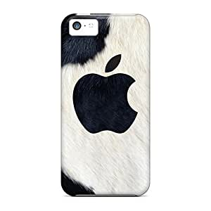 New Arrival Black N White VFNKv4901mOMJd Case Cover/ 5c Iphone Case