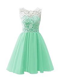 VaniaDress Women Short Ball Gown Prom Dress Flower Girls Homecoming Dresses
