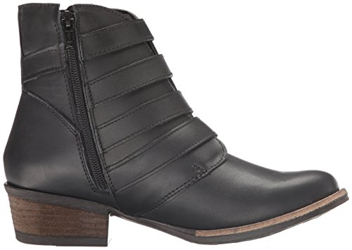 Mas Artisan Women's Miranda Ankle Bootie Black ndwNJf