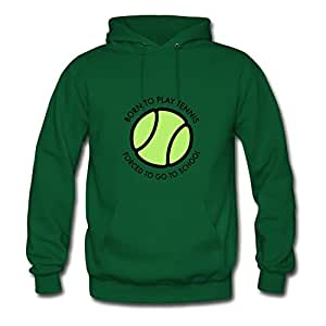 Tennis Off-the-record Shirts X-large Women Customized Green