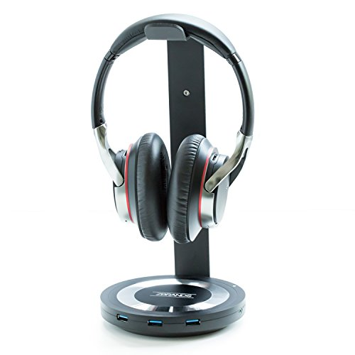 Best Headphone Stand with USB Charger