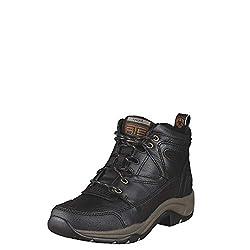 Ariat Women S Terrain Hiking Boots Black 8 5 B Medium Width