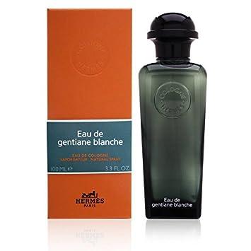 Eau De Gentiane Blanche by Hermes Eau De Cologne Spray 3.3 oz