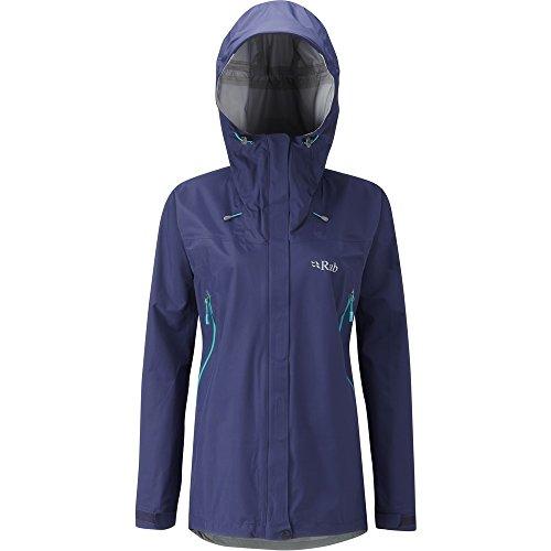 RAB vidda hardshell chaqueta para mujer - Twilight (Dunkelblau)