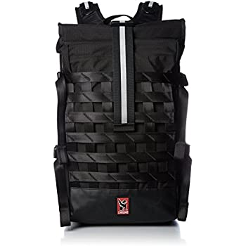 Chrome BG-163-BKBK Black One Size Barrage Cargo Backpack