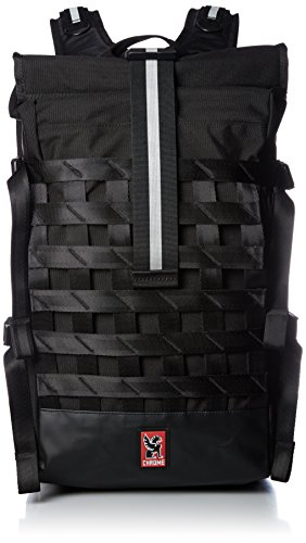 Chrome BG-163-BKBK Black One Size Barrage Cargo Backpack by Chrome