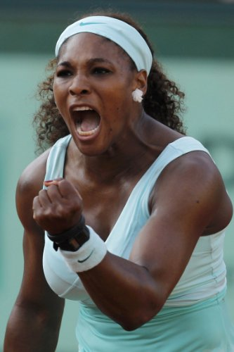 Serena Williams Olympic Hero Women's Tennis Limited Print Photo Poster 24x36 #1 (Movie Serena)