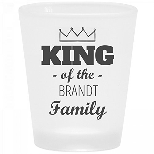 amily: Frosted Shot Glass ()