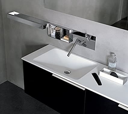 Lavabi Agape Raso lavabo ad incasso: Amazon.it: Fai da te