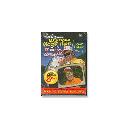 Bill Dance's Hilarious Goof Ups and Funny Moments, Vol. - Amp Barnes &