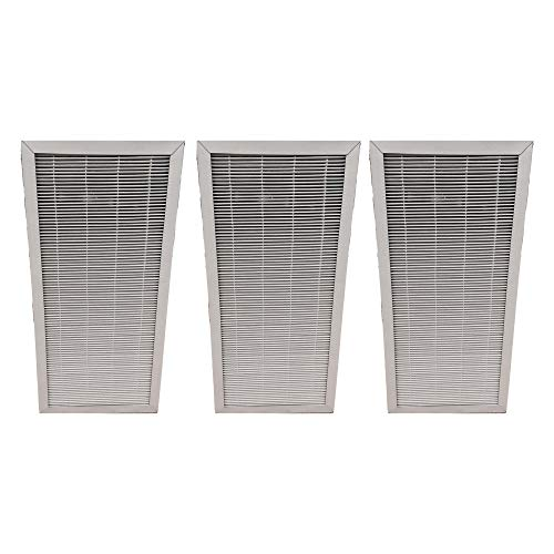 Think Crucial 3 Replacements for Deluxe Blueair 400 Air Purifier Filter Fits ALL 400 Series Air Purifiers