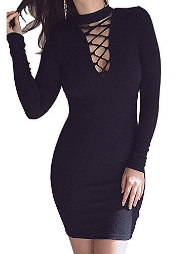 Allegrace Sleeve Bodycon Evening Dresses