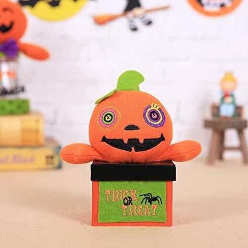 MOKO-PP Halloween Decorations Creative Halloween Vampire Pumpkin Candy