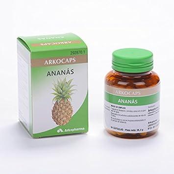 ARKO ANANAS 100 CAP: Amazon.es: Salud y cuidado personal