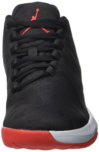 006 Fly Jordan B Wolf Red Nike Noir Chaussures Hommes Basketball noir De Univ Grey qUII4YOxw