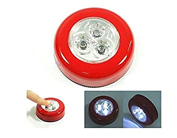Wall Battery Trunk Outdoor Powered Lights Emergency Light Touch Car LED Lamp