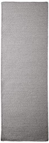 (Westminster Area Rug, 2 by 6-Feet, Light Gray)