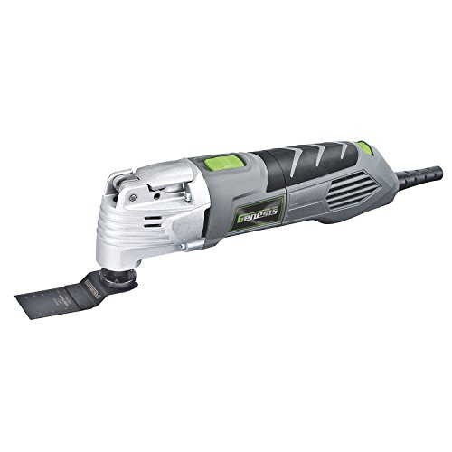 2.5-Amp Variable Speed Multi-Purpose Oscillating Tool - Genesis GMT25T
