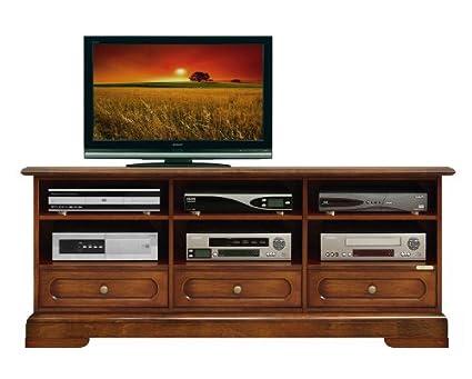 Arteferretto Porta Tv.Arteferretto Mobile Porta Tv 3 Vani Base Per Tv Grandi