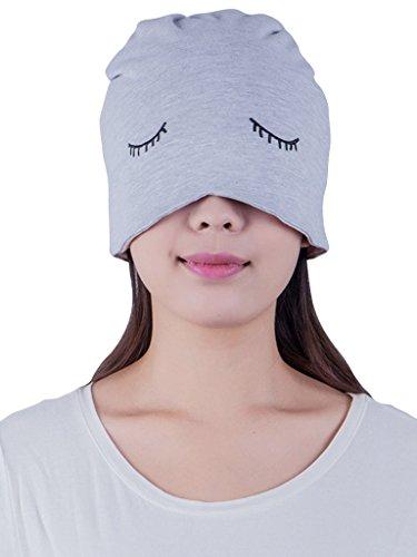 Ababalaya Cotton Nightcap Shading Sleeping product image
