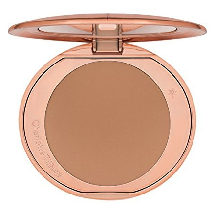 Charlotte Tilbury Airbrush Flawless Finish Skin Perfecting Micro-Powder - Dark - 0.28 Oz Full Size