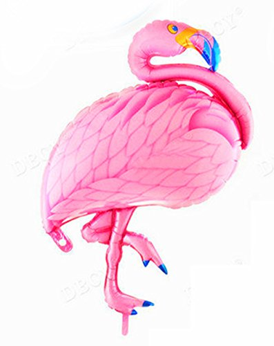 Pink Mylar Balloon - 4