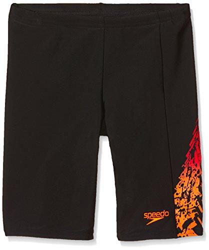 Speedo Boys Smashbash Allover Panel Aqua Shorts