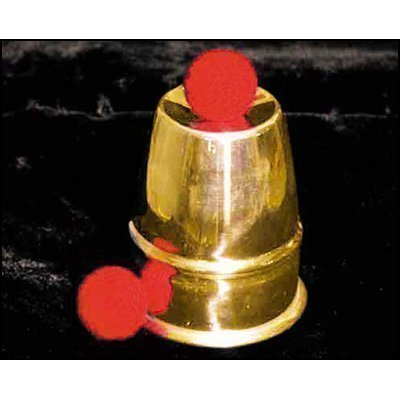 Chop Cup - Brass by Uday by Uday -