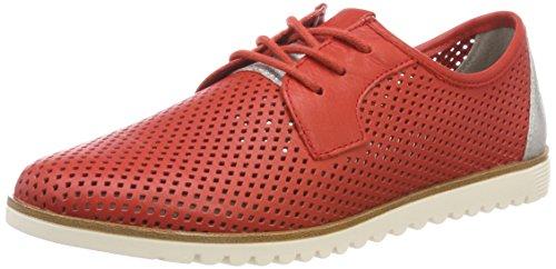 para Mujer Zapatillas Tamaris 23603 Rojo Chili cTqEcYpW