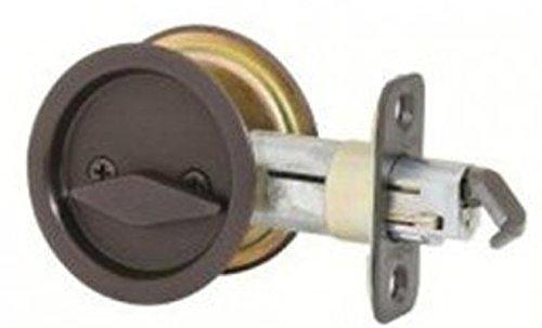 Stanley National S849-117 Latch Pocket Door Privacy Or Bnz
