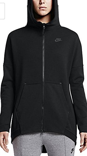 Nike Sportswear Tech Fleece Cape Womens Jacket Size L