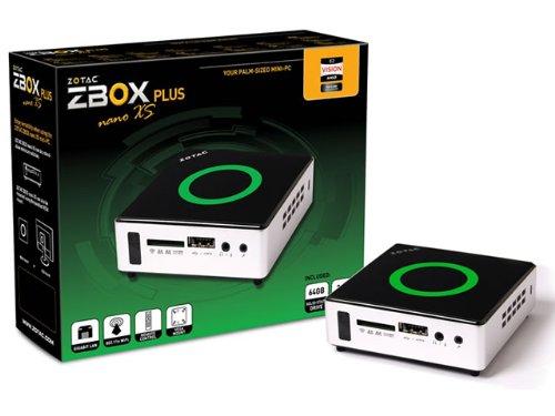 競売 ZOTAC AMD XS E-450搭載MiniPC Plus ZOTAC B0081DKZBW nano XS AD11 Plus (PC631) ZBOXNXS-AD11-PLUS B0081DKZBW, FDC:1948c6a5 --- ballyshannonshow.com