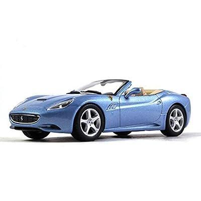 Ferrari California Cabrio Blue Color 1:43 Scale Diecast Model Car 2009 Year: Toys & Games