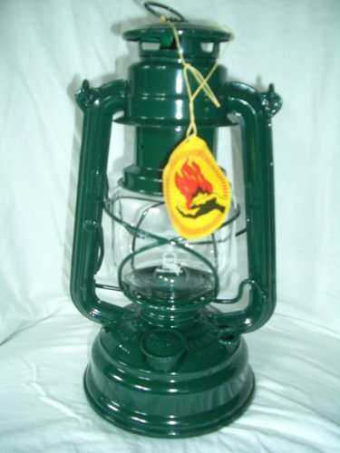 Feuerhand Storm Lantern 276 - GREEN by Feuerhand by Feuerhand (Image #1)