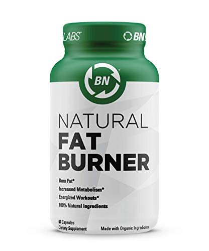 Natural Fat Burner - Weight Loss and Nootropic Supplement - All Natural - Organic Supplement - Fat Burner Pills - Best Weight Loss and Energy Booster for Men and Women - Made in The USA (Best Herbal Fat Burner)