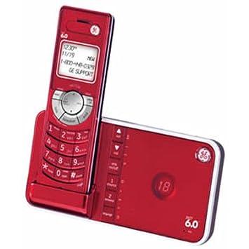 GE 28118BE1 Dect 6.0, Designer Ultra Slim G.E. Thompson
