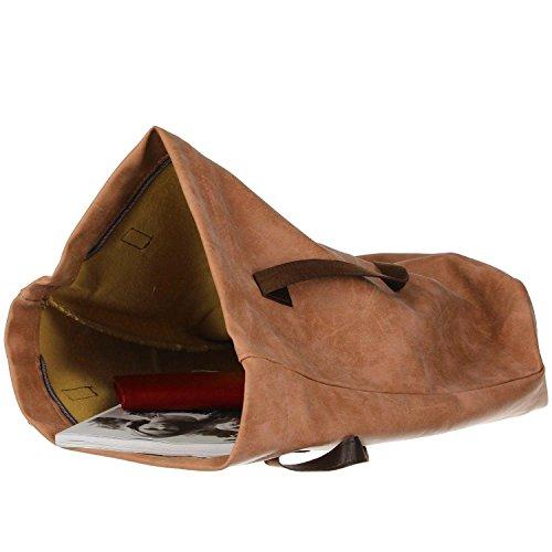 Antonio Damen Shopper Vintage taupe