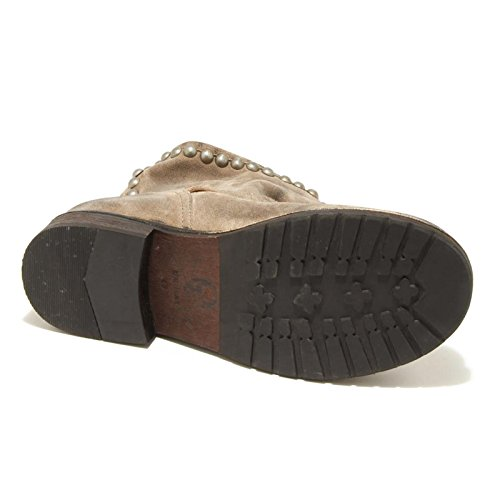 WOLF Stivaletto MR Stivale Women Tortora Scarpa Tortora 2573G Donna Boots Shoes dppwTx